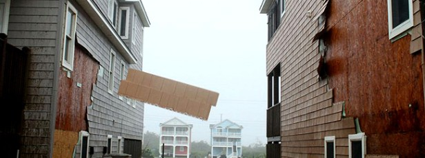 Hurricane Sandy & Delamination Of Plywood