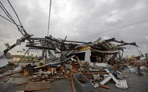 Tornado Damage claim Adjuster