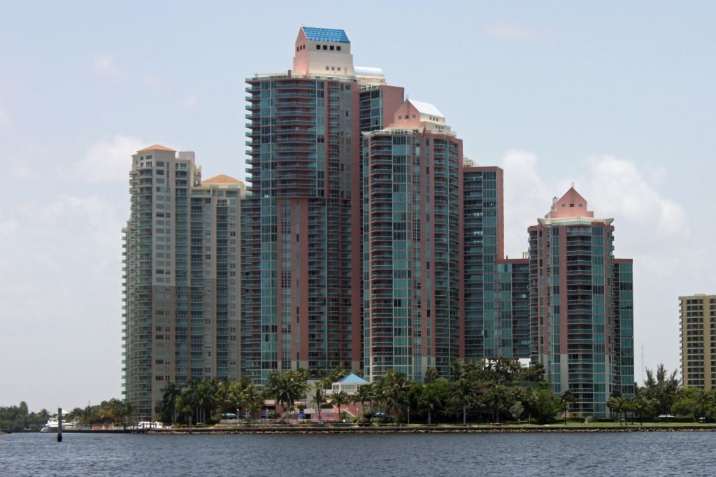 High-Rise Apartment & Condo Buildings