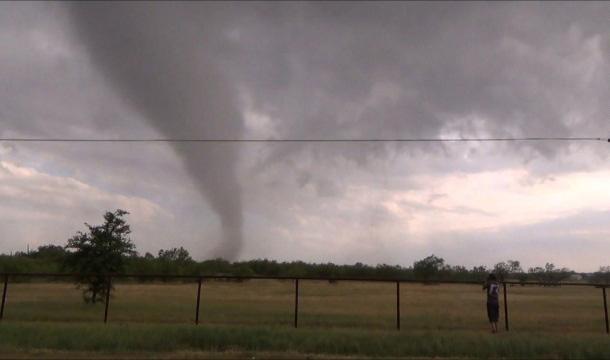 Fort Worth, TX Tornado