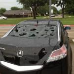 Hail Storm Damage Insurance Claims