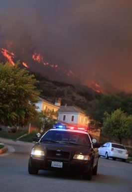 Brush Fire Damage Insurance Claim Adjusters
