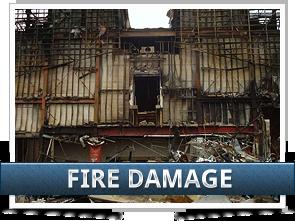 Fire Damage Claim Image
